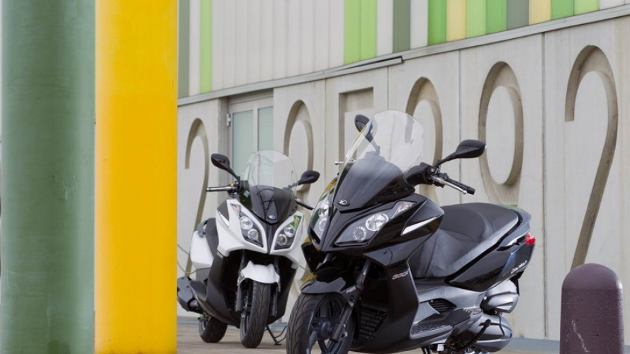 Kymco Downtown 300i ABS 2014