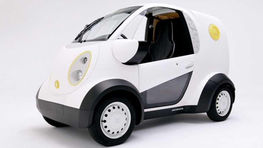 Honda e le consegne in 3D