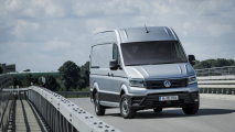 Volkswagen New Crafter, prime impressioni