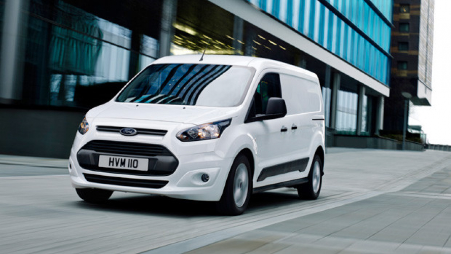 Ford, il nuovo Transit Connect
