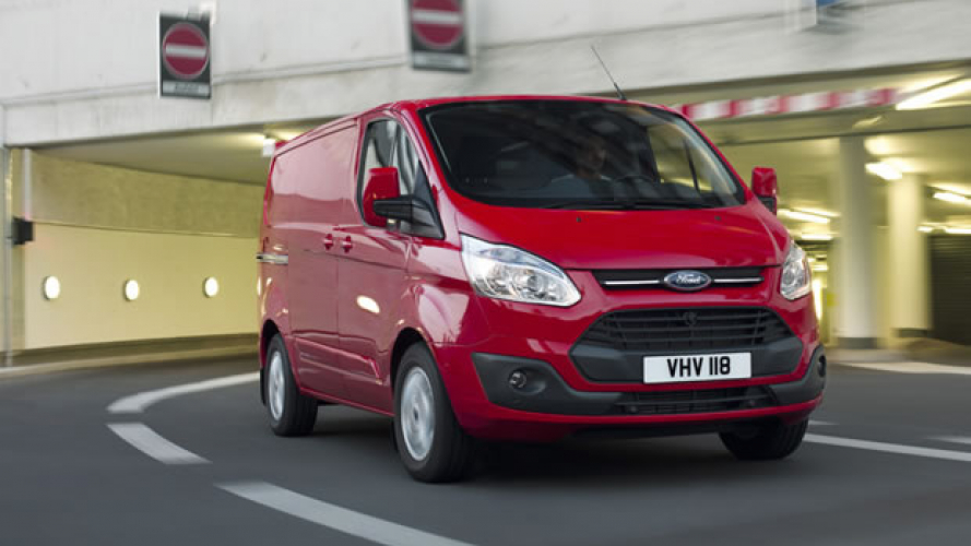 Ford Transit Custom, Van of the Year 2013