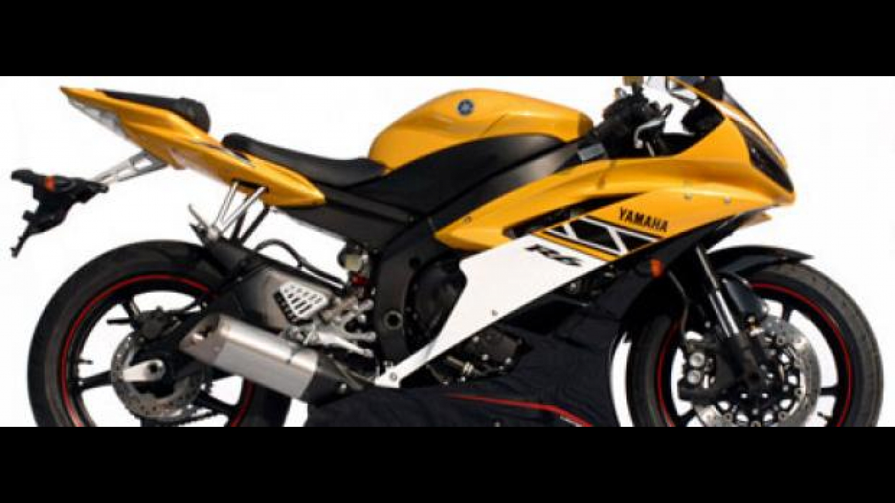 Yamaha R6 Limited Edition