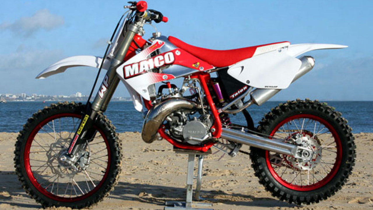 Maico International - gamma cross, enduro, supermotard 2010
