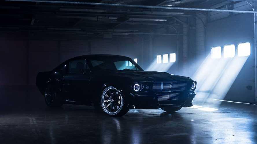 Bir firma, Klasik Ford Mustang'in elektrikli versiyonunu üretecek