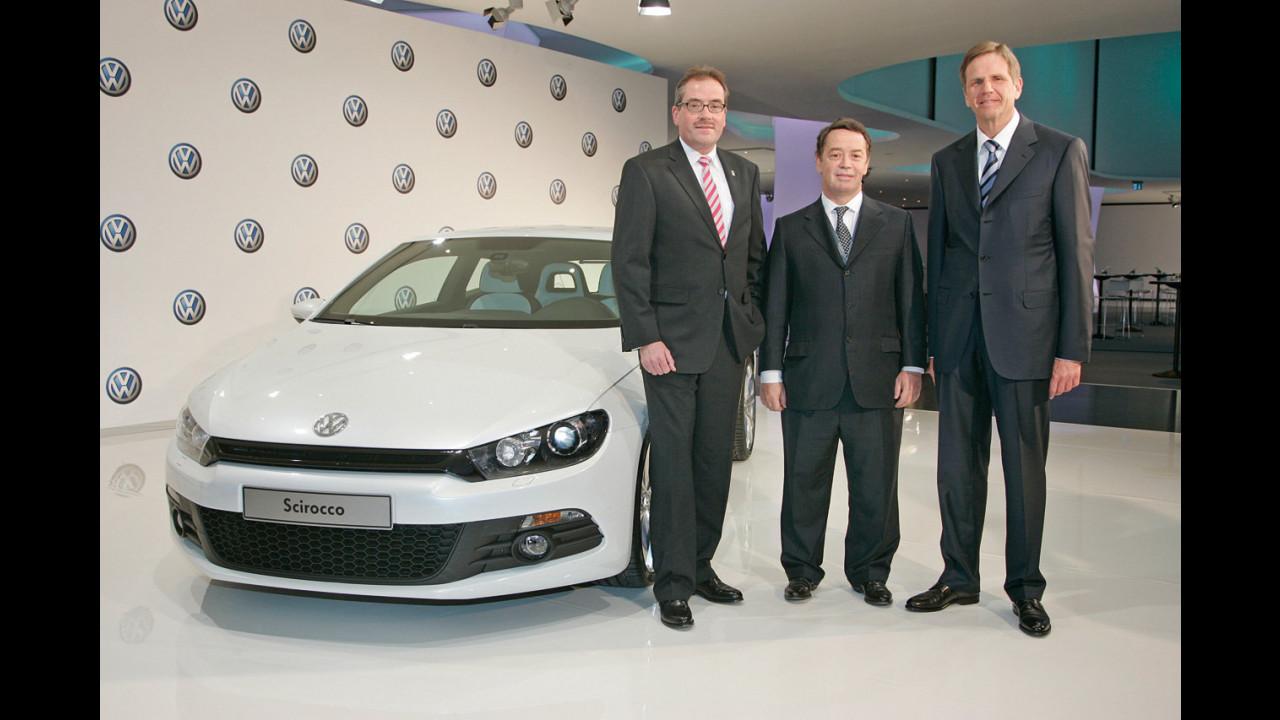Volkswagen Scirocco: la presentazione