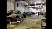 Vintage Porsche, nel garage di Singer