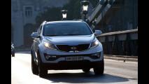 Nuovo Kia Sportage 2.0 CRDI VGT. Il test