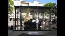 La Fiat 500C by Gucci a Saint Tropez