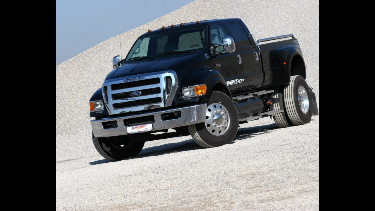 GeigerCars Ford F650
