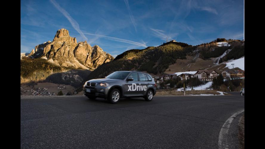 BMW leader del segmento 4x4