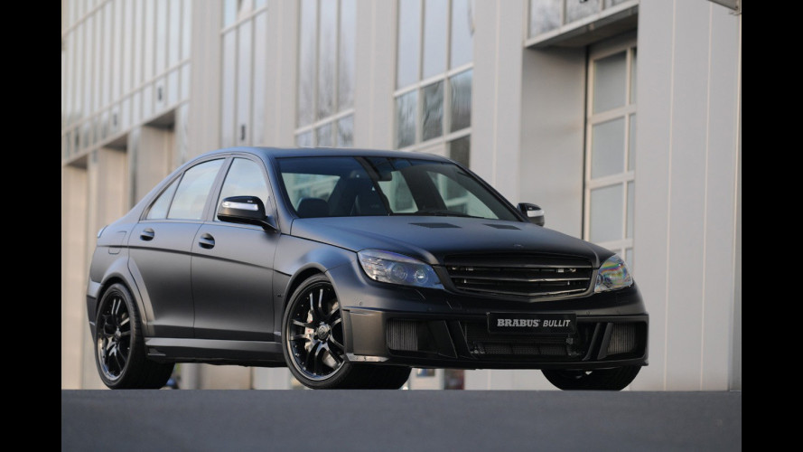 Brabus Bullitt Black Arrow