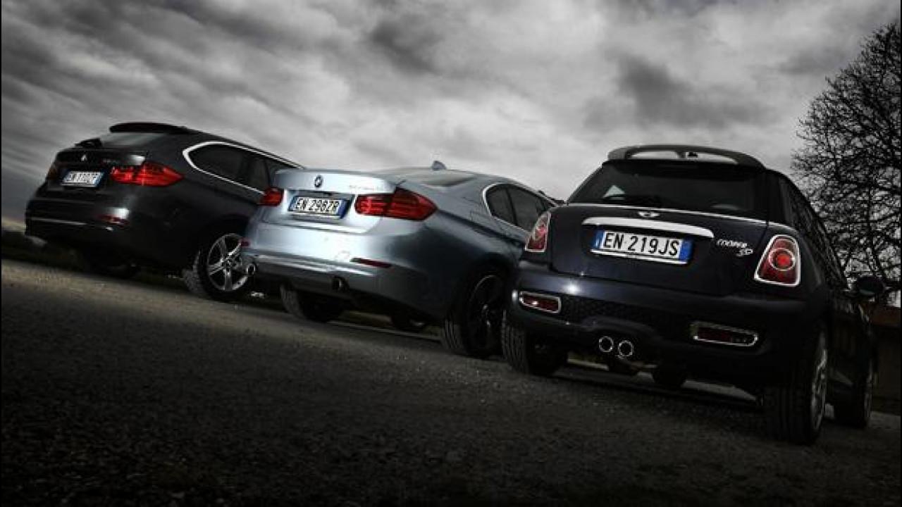 [Copertina] - BMW Green Tour 2012