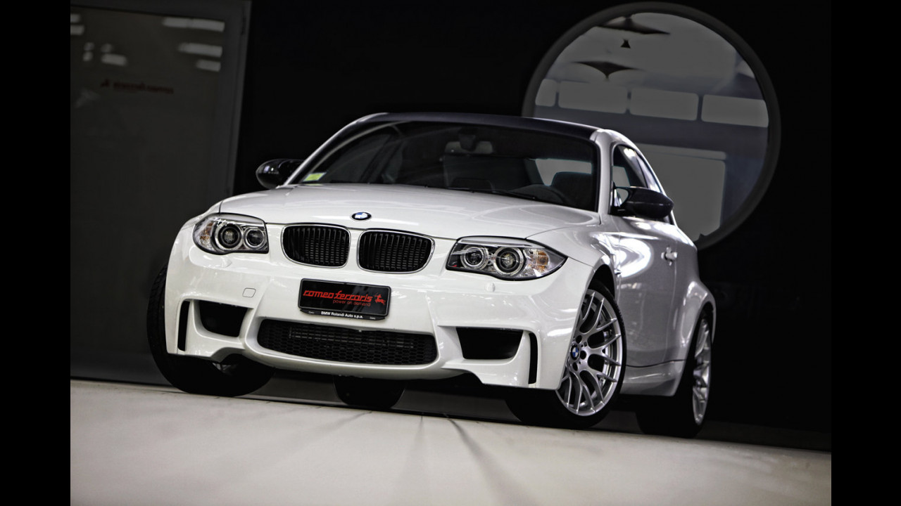 BMW Serie 1M Romeo Ferraris