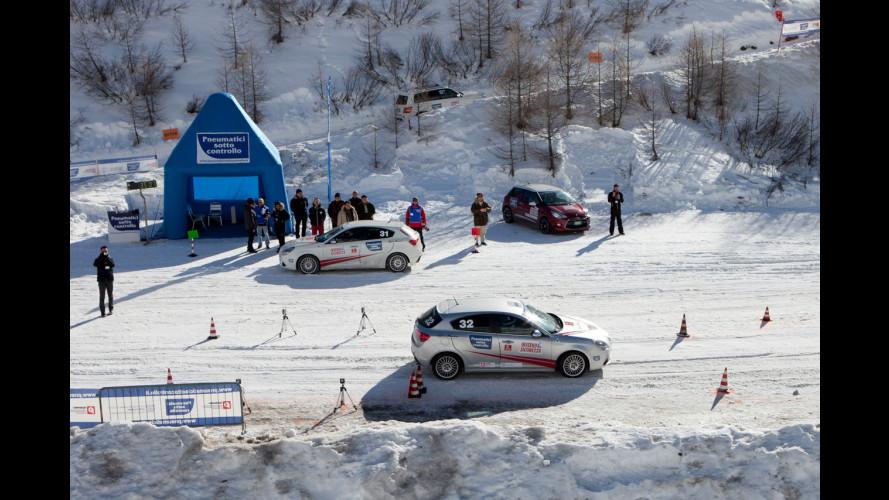 Gli pneumatici invernali convincono sempre più italiani