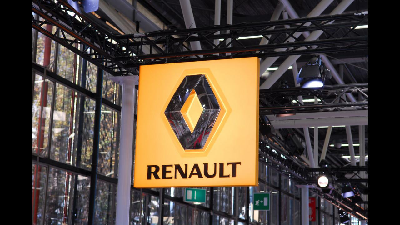 Renault al Motor Show 2008