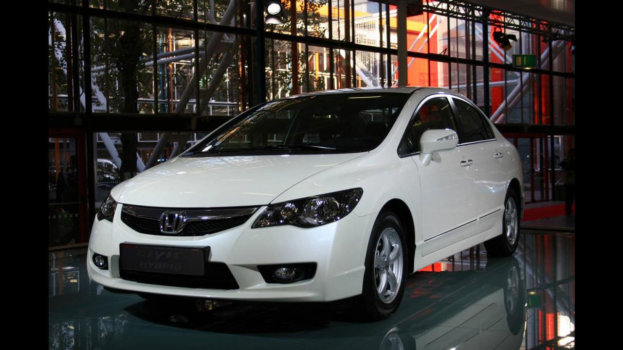 Motor Show 2008: la fiera del bianco