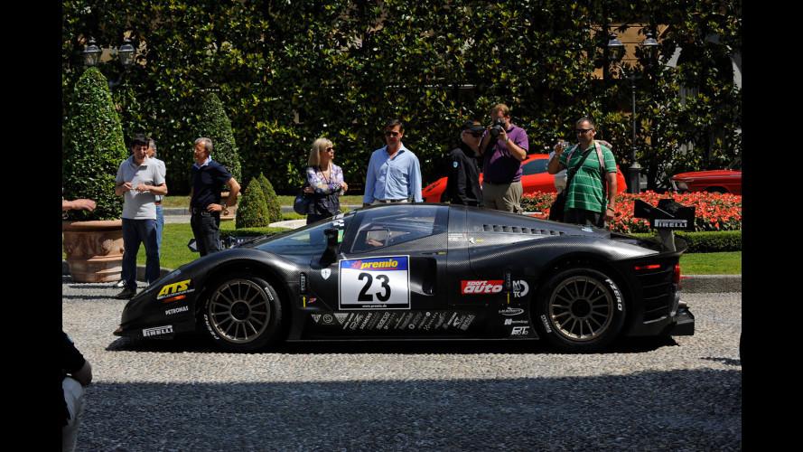 Villa d'Este: vincono Alfa e Aston-Zagato