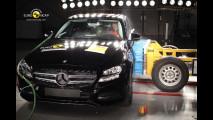 Crash Test Mercedes Classe C