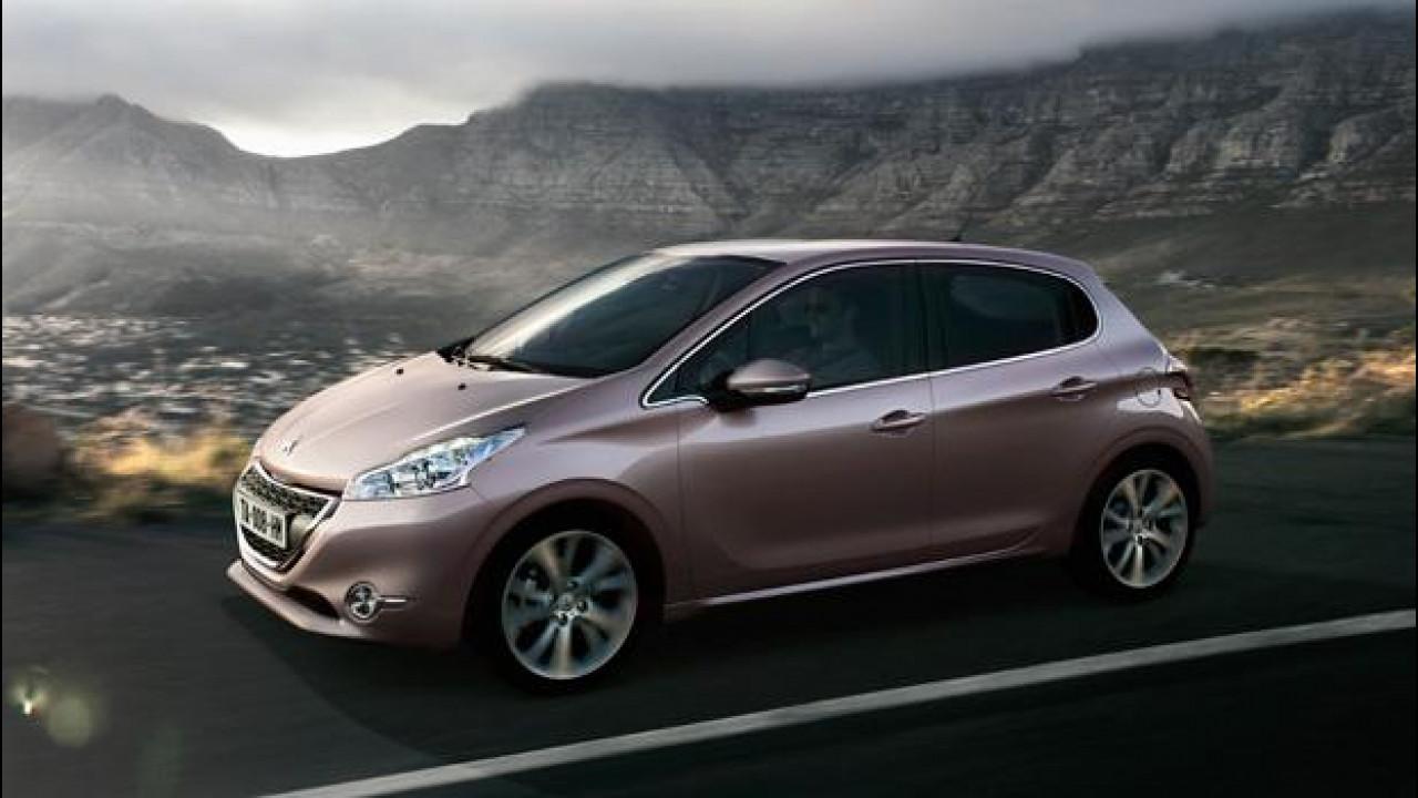 [Copertina] - Peugeot 208 è la regina di ottobre del Leone