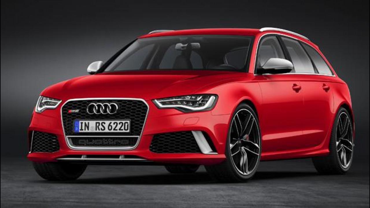 [Copertina] - Nuova Audi RS 6 Avant