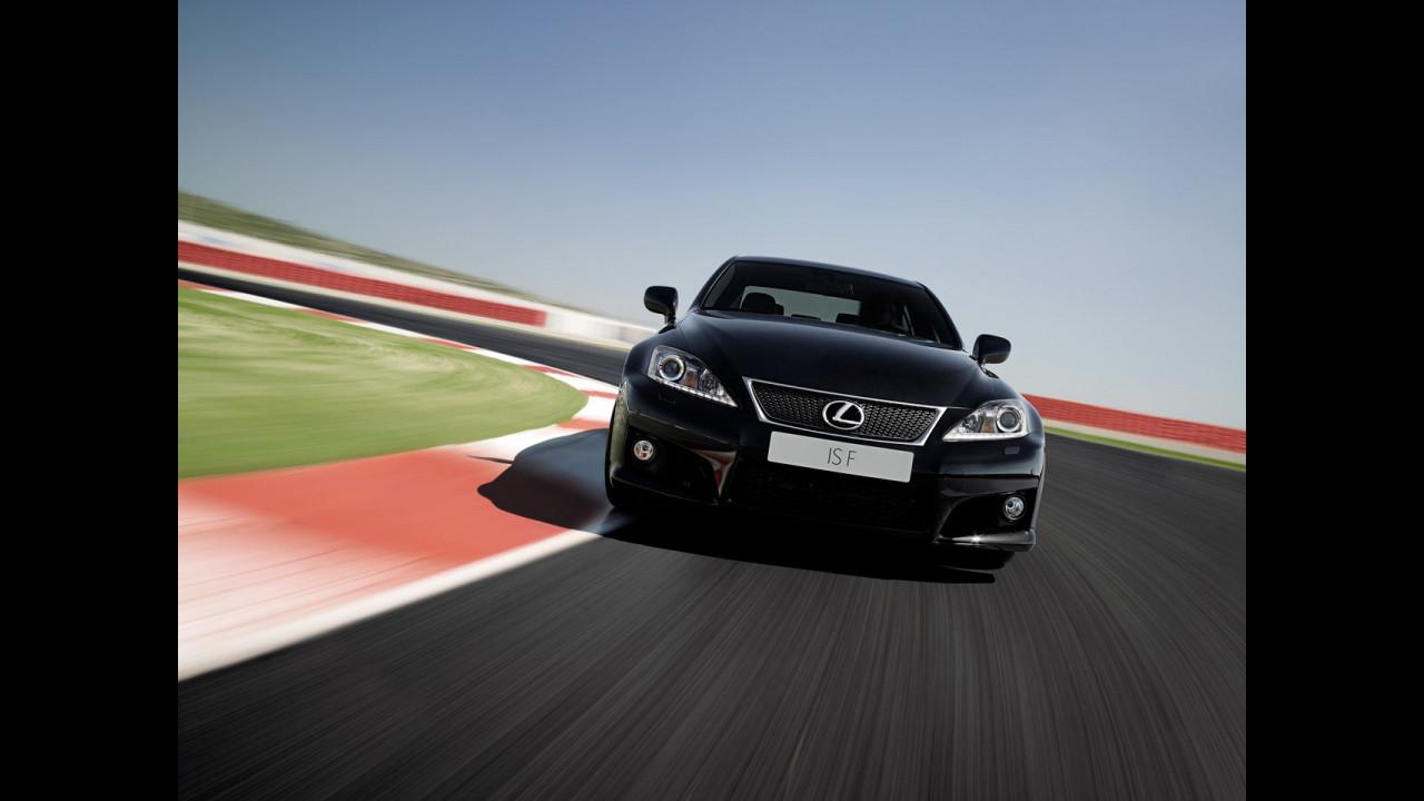 Lexus IS F 2011