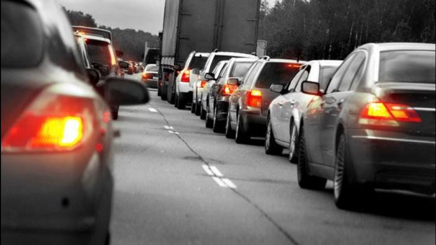 Traffico, Palermo è la città più congestionata d'Italia