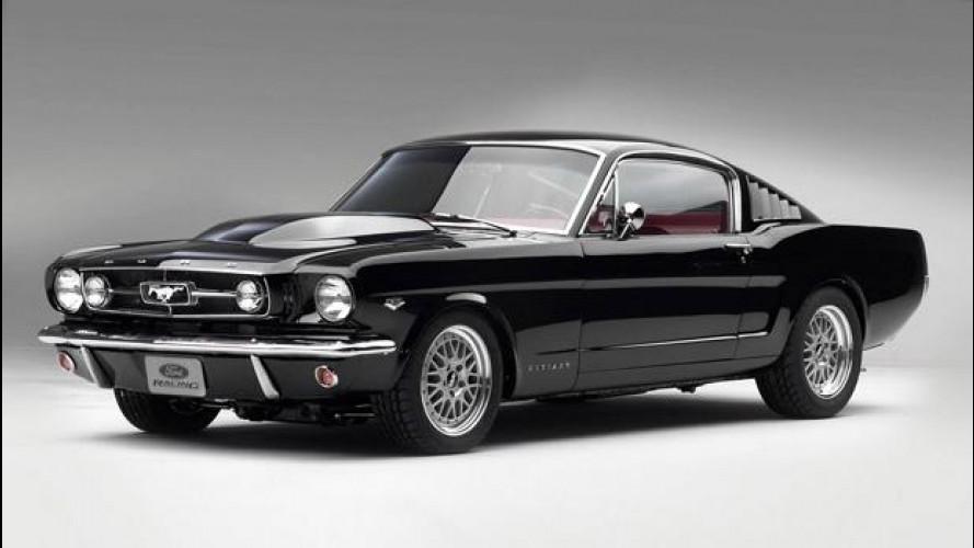 Mustang, un cavallo di razza
