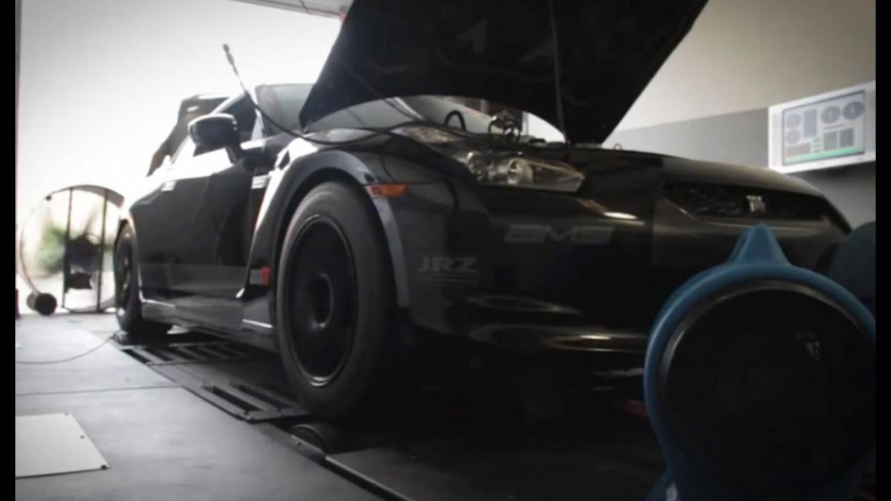 AMS Alpha 12 su base Nissan R35 GT-R