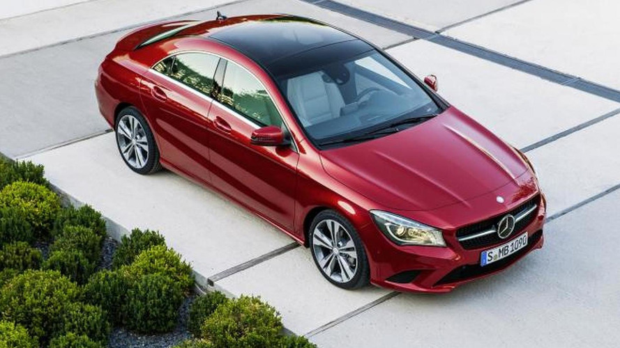 Mercedes highlights the CLA in their Super Bowl ad [video]
