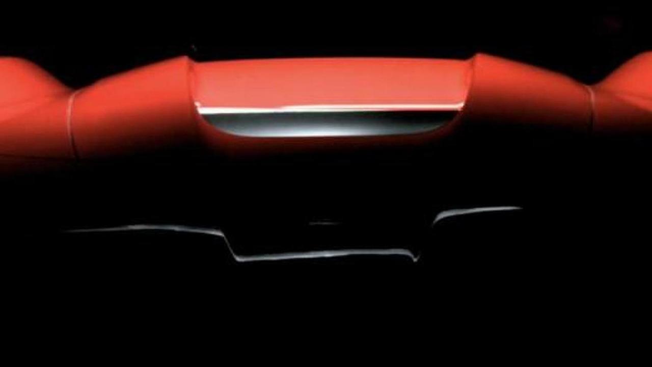 Ferrari F70 teaser 01.03.2013