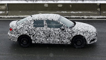 2014 Audi A3 sedan spy photos 24.1.2013