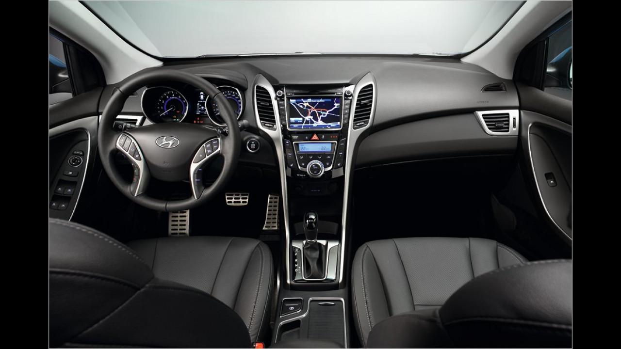 Basisausstattung: Hyundai i30