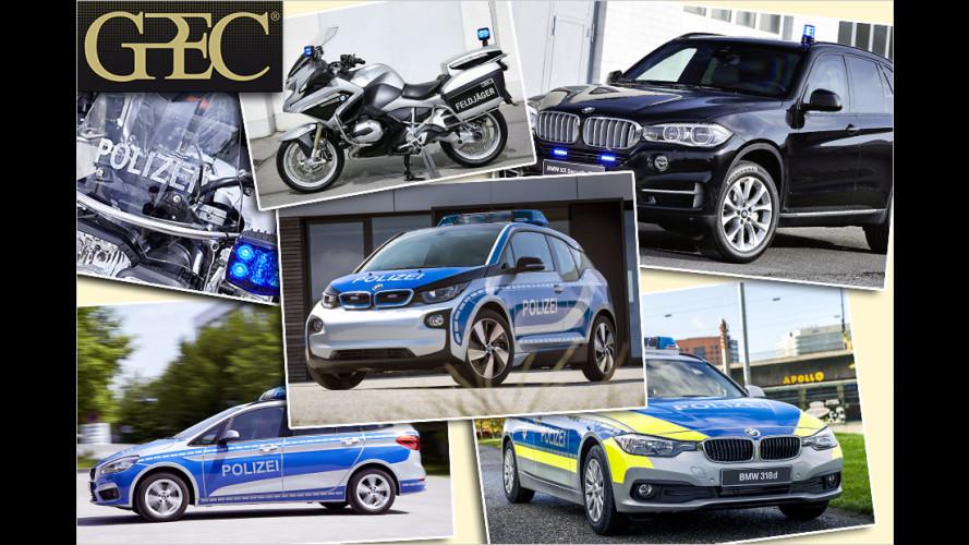 BMW-Neuheiten auf der GPEC 2016