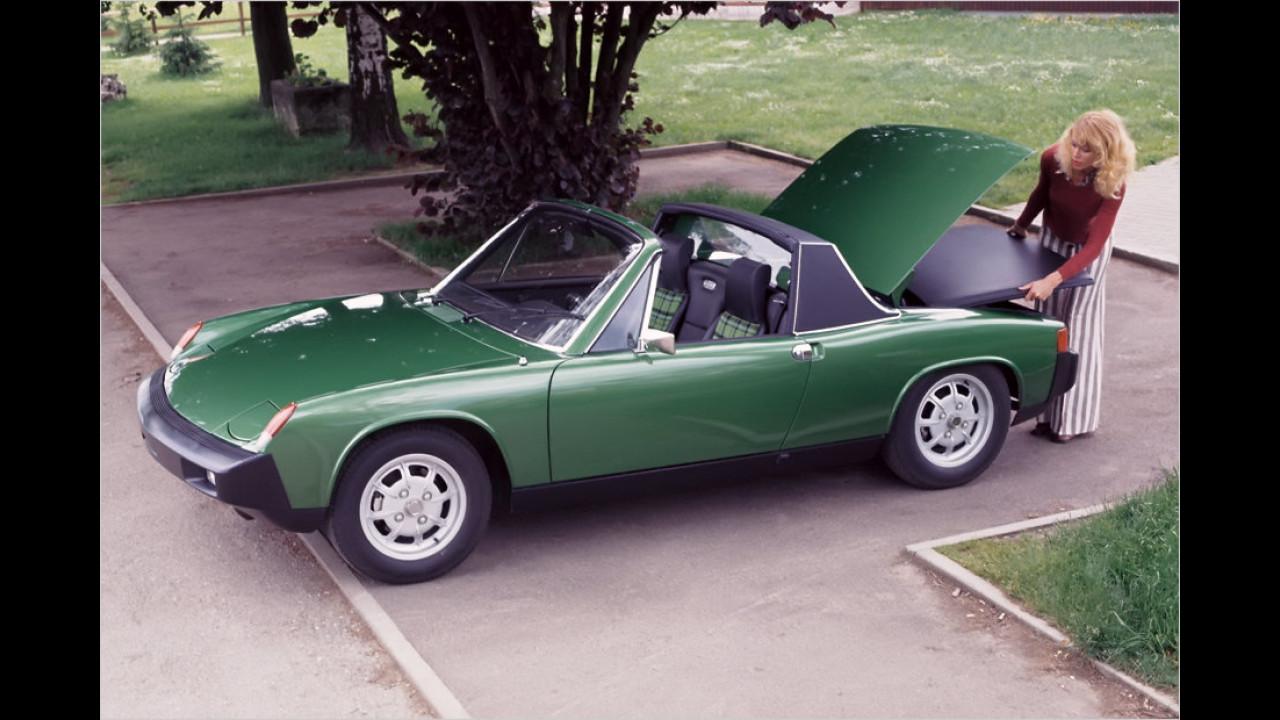 Porsche 914 (1969-1975)