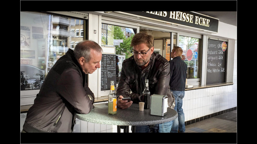 Jürgen Klopp: Es geht um die Wurst