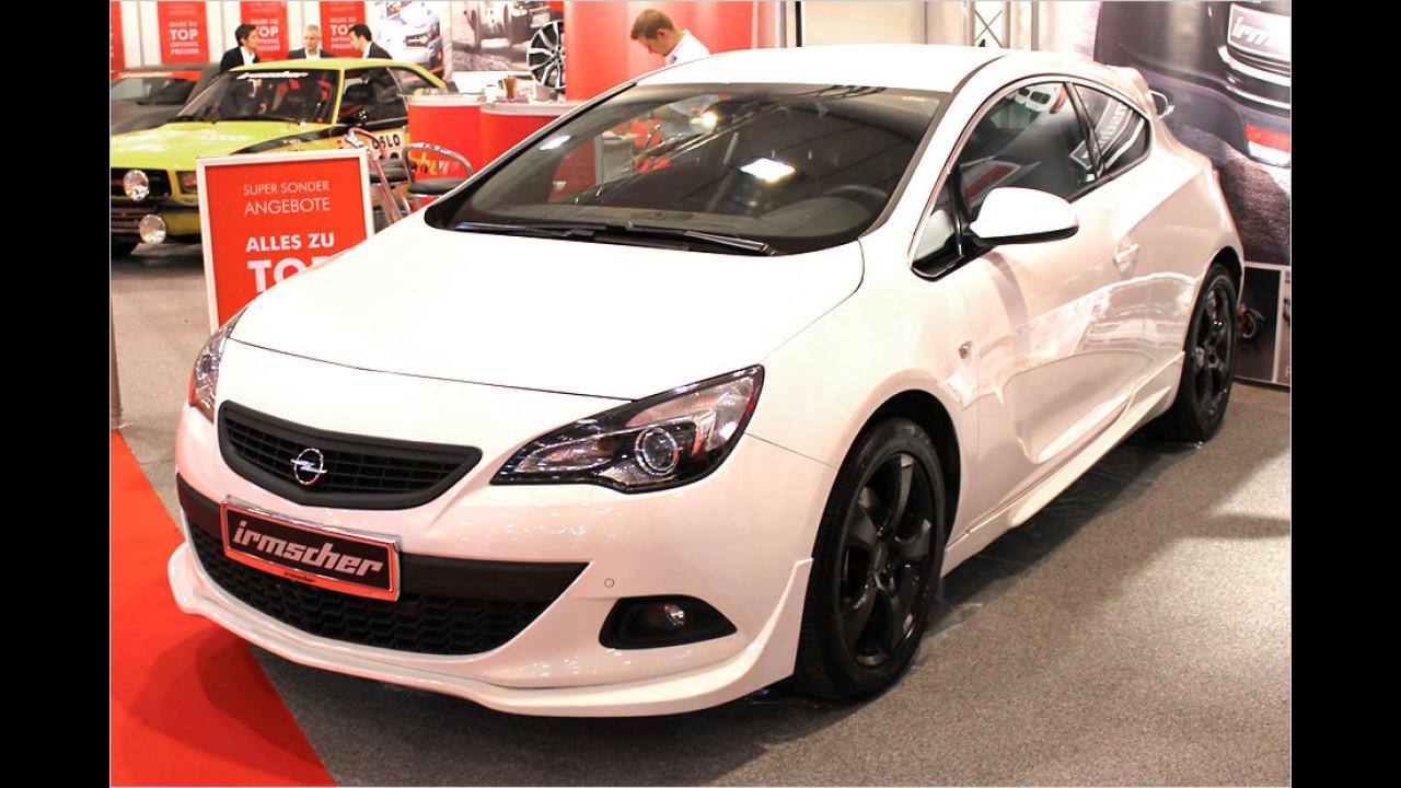 Irmscher Opel Astra ,Sport 45