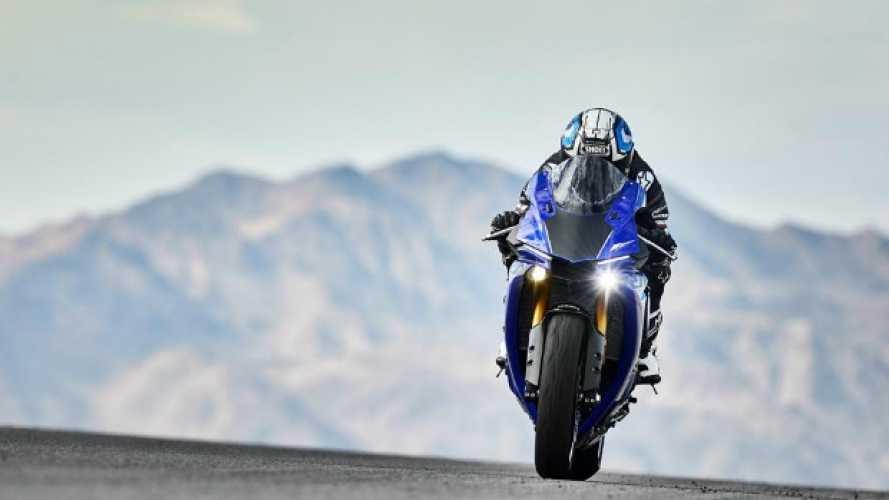 Yamaha, la R1 compie 20 anni