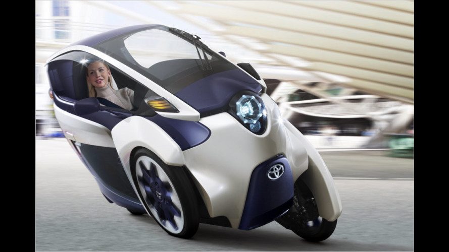 Toyota baut Car-Sharing-Projekt Ha:mo aus