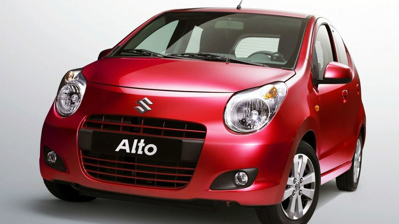 All New Suzuki Alto