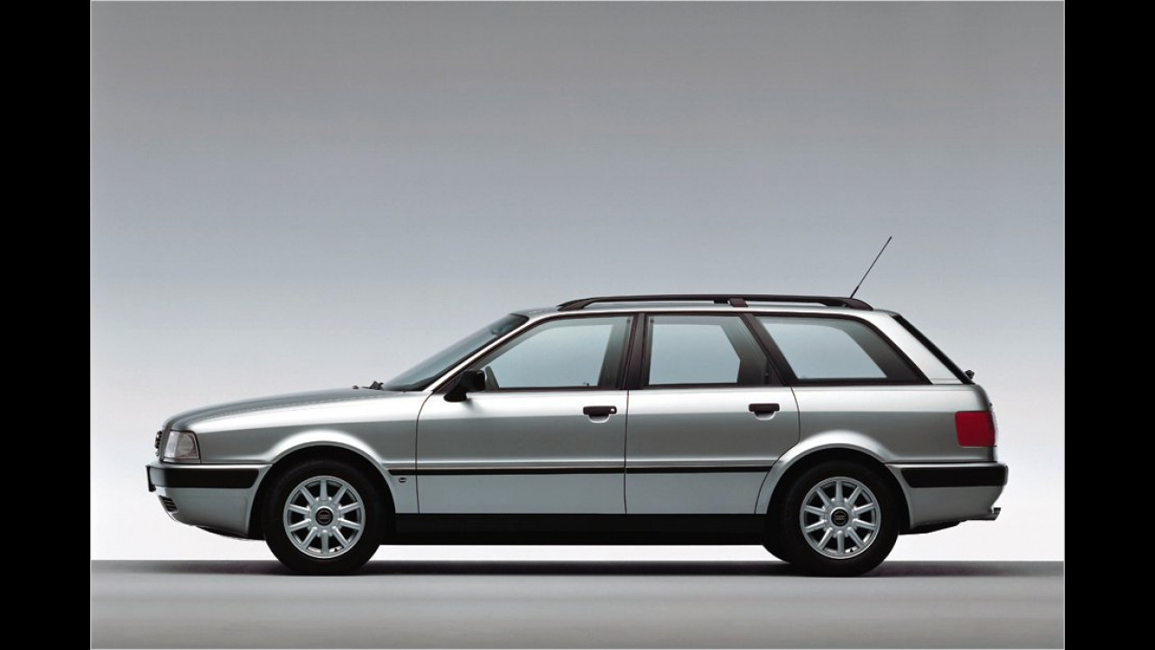 Audi 80 Avant (1992)
