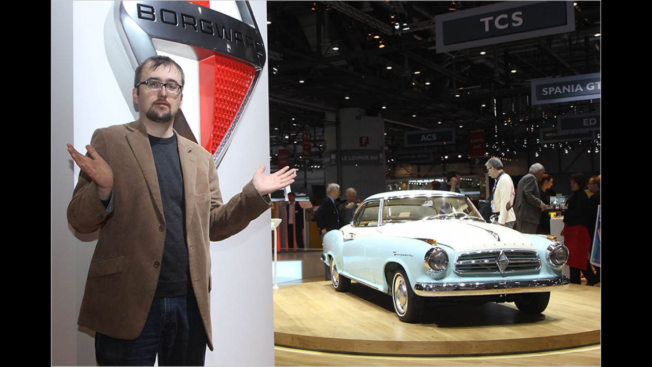 Top/Flop: Borgward