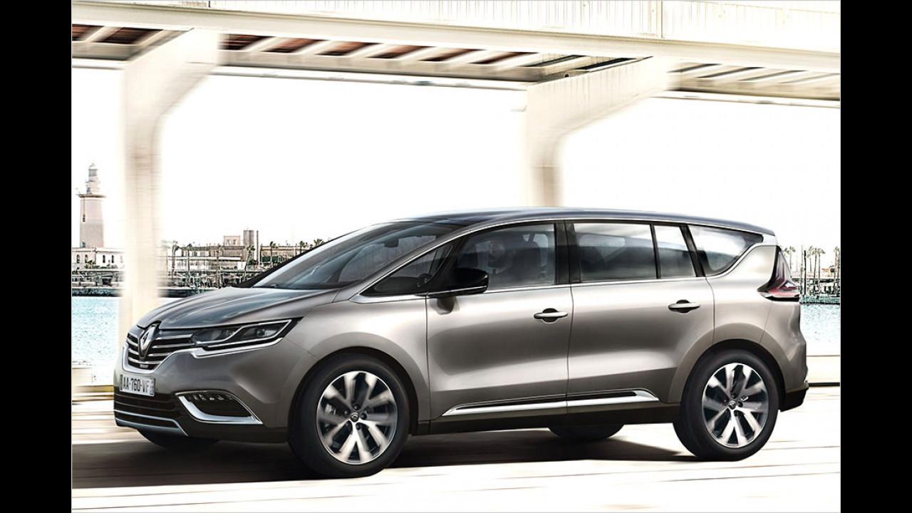 Renault Espace (ab April)