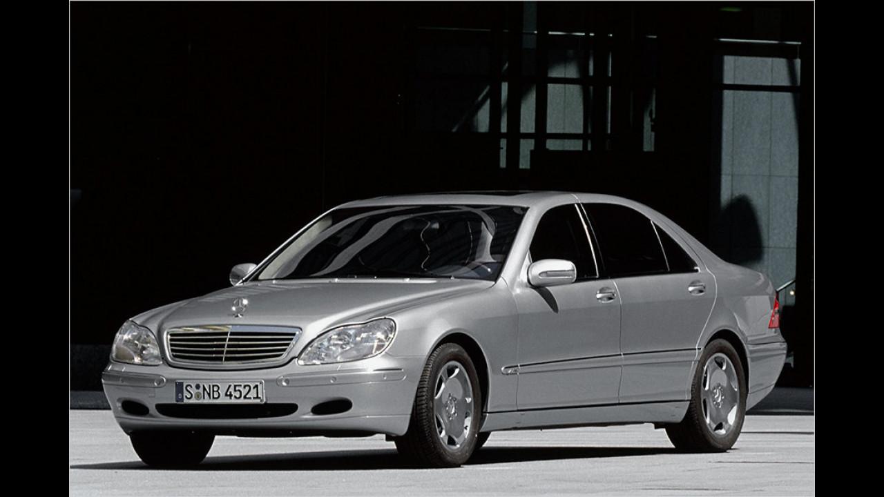 Mercedes S-Klasse (W220): Ab 1.300 Euro
