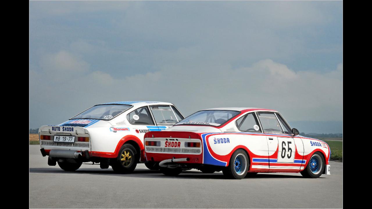 1975: Skoda 130 RS