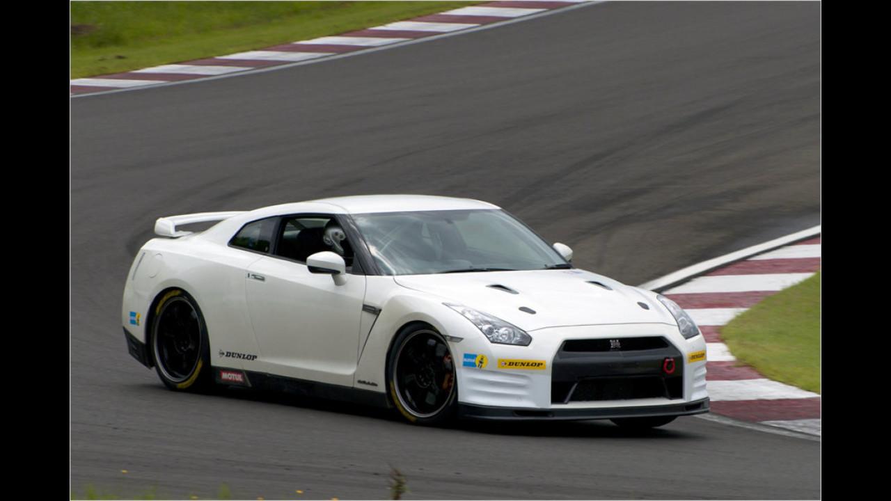 Nissan GT-R, Toshio Suzuki, 2010