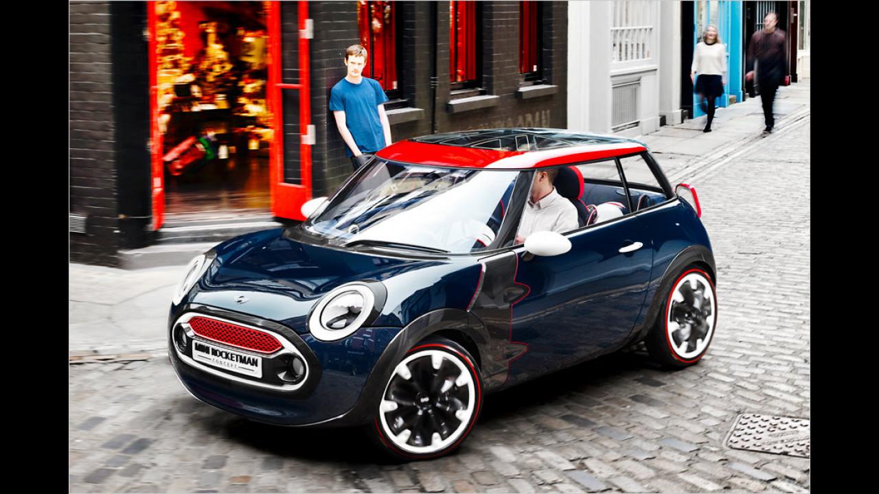 2012: Mini Rocketman Concept