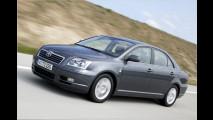 Aufgemöbelter Avensis