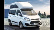 Ford auf den Caravan Salon 2014