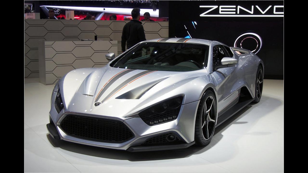 Zenvo ST1 Facelift