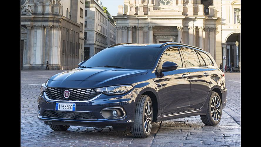 Fiat Tipo als Kombi: Jetzt sind die Preise fix